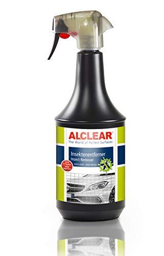 ALCLEAR 721IX Auto Insektenentferner EXTRA Flugrostentferner Vorreiniger für Autolack, Chrom und Kunststoffteile, 1.000 ml