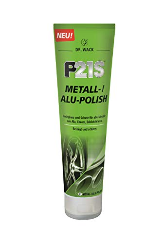Dr. Wack - P21S Metall/Alu-Polish, 100 ml (#1285), 6er packung