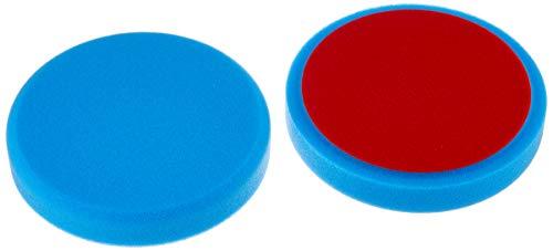 ALCLEAR 5516030B_2 5516030B Schleifpad, Medium, Durchmesser : 160 x 30 mm, blau,2er Set