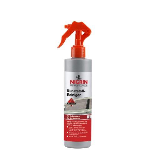 NIGRIN 72935 Performance Kunststoff-Tiefenreiniger 300 ml