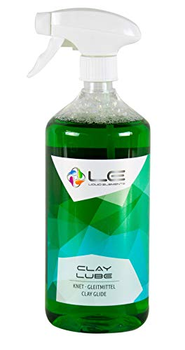 Liquid Elements'Clay Lube' Knet- Gleitmittel 1000 ml