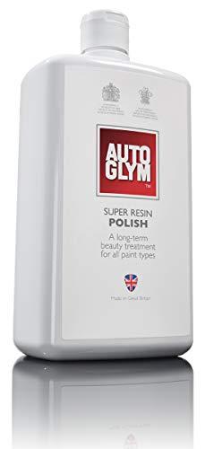 Autoglym AGRP1L Super Polish Resin Polish - Entfernt Kratzer und Schrammen, Wachsähnlicher Schutz für Autolacke - 1L