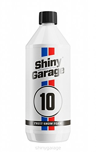 Shiny Garage SG Aktiver Reinigungsschaum Fruit Snow Foam