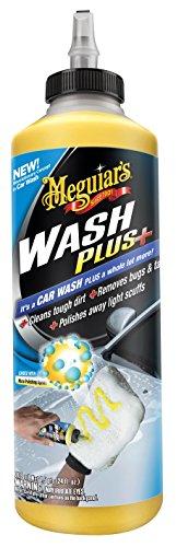 Meguiar's G25024EU Wash Plus+ Autoshampoo 710ml