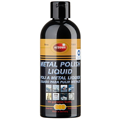 Autosol 11 001210 Metal Polish Liquid, 250 ml