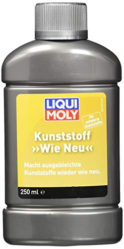 LIQUI MOLY 1552 Kunststoff »Wie Neu« (schwarz) 250 ml