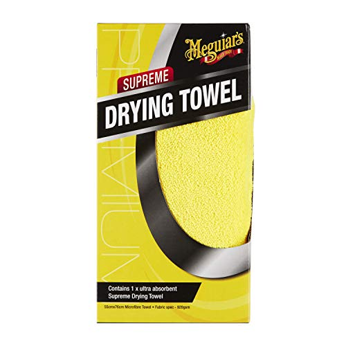 Meguiar's X1802EU Supreme Drying Towel Extra Large