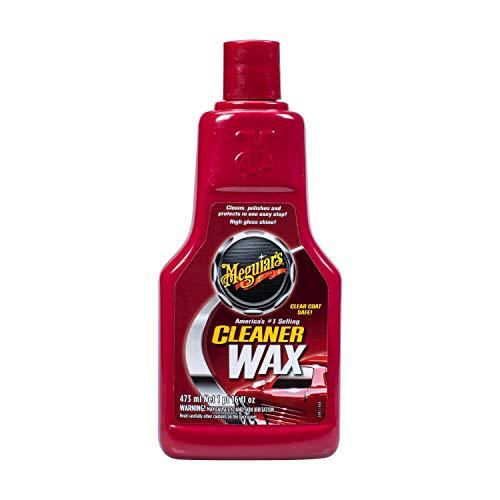 Meguiars A1216EU Cleaner Wax Reinigungswachs, 473 ml