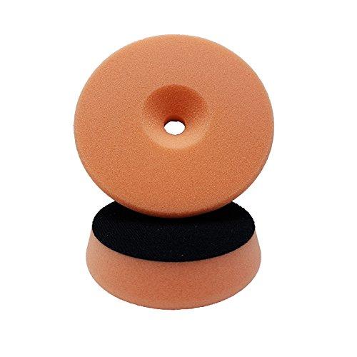 Liquid Elements Centriforce Standard - Polierschwamm orange (medium) 125mm