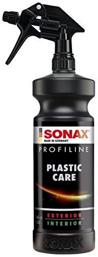 SONAX PROFILINE PlasticCare (1 Liter) frischt auf, pflegt und kaschiert Verkratzungen auf Kunststoff | | Art-Nr. 02054050