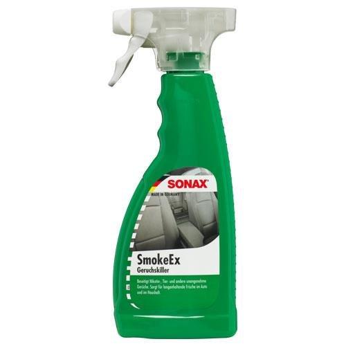 SONAX Smoke-Ex »Der Geruchskiller« 500 ml mit Sprühpistole