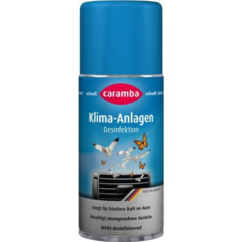 Caramba 631001 Klimaanlagen Desinfektion, 100 ml