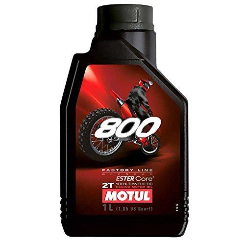Motul Öl Motorrad 2t Syn 800 Fl Offroad 1L 104038 3374650246819