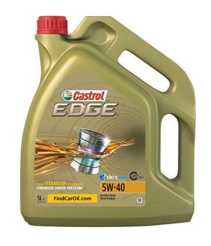 Castrol EDGE 5W-40 Motorenöl 5L