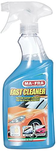 Mafra, Fast Cleaner, Schnellreiniger, poliert und stellt Reibungsfreiheit für Claybar her, entfernt oberflächlichen Schmutz und Vogelkot, mit Anti-Regeneffekt und Anti-Abdruckeffekt, Menge 500ml