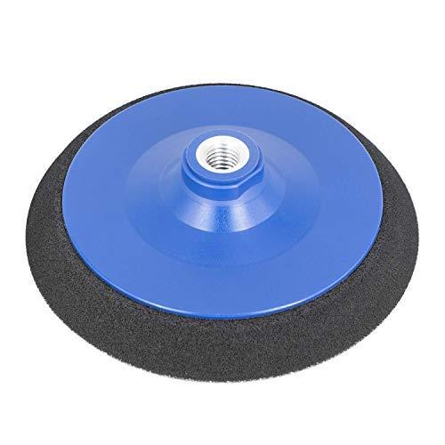 Schleifteller Polierteller fest für Klett-Schleifscheiben - Stützteller mit M14 Gewinde - in allen Größen verfügbar - DFS