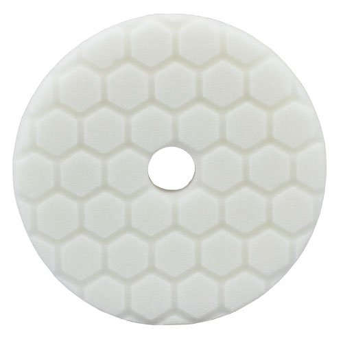 Chemical Guys 5,5 inch Weiss Hex-Logic Quantum Polierpad