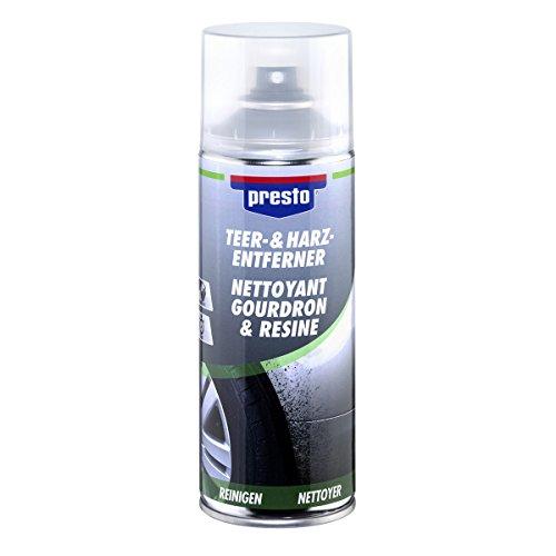 Presto 306215 Teer- und Harz-Entferner-Spray, 400 ml
