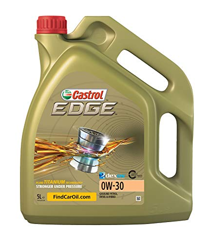 Castrol EDGE 0W-30 Motorenöl 5L