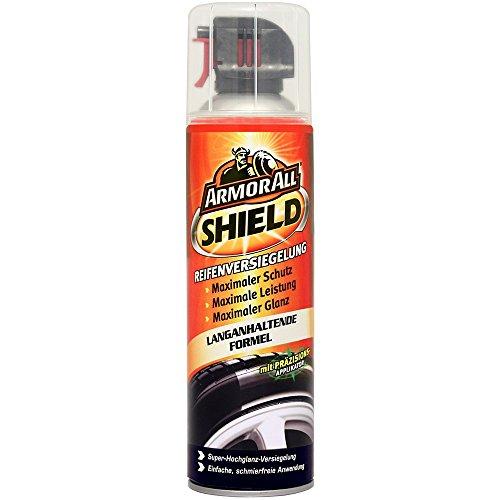 ARMOR ALL SHIELD Reifenversiegelung 500 ml GAA21500GE für satten, dauerhaften Glanz