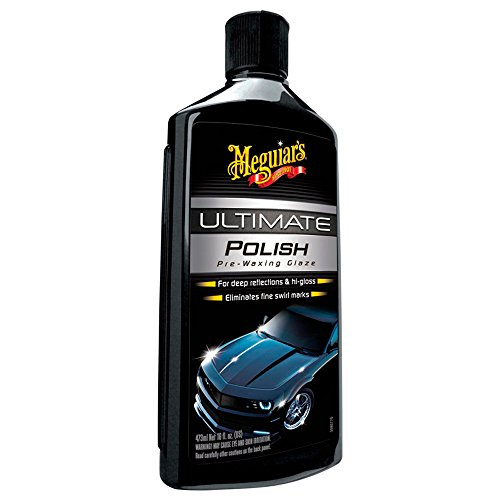 Meguiar's G19216EU Ultimate Polish Pre-Waxing Glaze 473ml