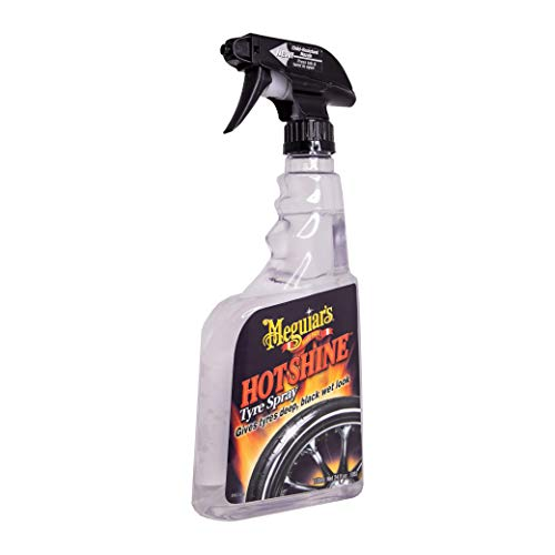 Meguiars Hot Shine Tire Spray Reifenglanzspray, 710ml