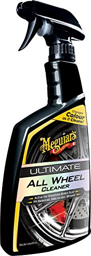 Meguiar's G180124EU Ultimate All Wheel Cleaner Felgenreiniger, 710ml