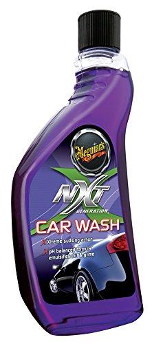Meguiar's G12619EU NXT Car Wash Autoshampoo, 532 ml