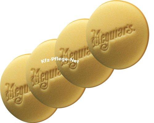Meguiar's Soft Foam Applicator Pads 4 Stück