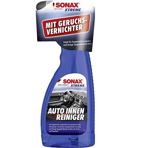 SONAX XTREME AutoInnenReiniger (500 ml) speziell für hygienische Sauberkeit im Auto und Haushalt | Art-Nr. 02212410
