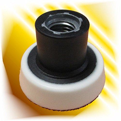 Haitecs PremiumPolish Polierteller Klett Stützteller Schleifteller MIDI Ø 50 mm M14