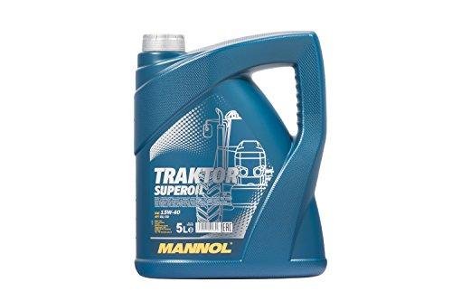 Mannol MN7406-5 Öl, Motoröl, 5 Liter