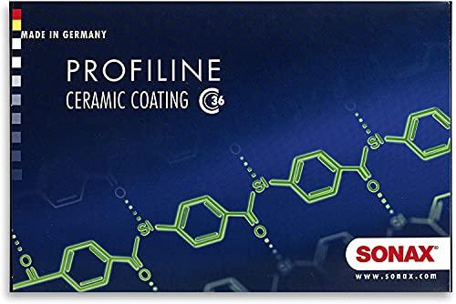 SONAX 236941-544 PROFILINE CeramicCoating CC36 Set flexible, kermaische Langzeitversiegleung für Lacke und lackierte Kunststoffe   Art-Nr. 2369410