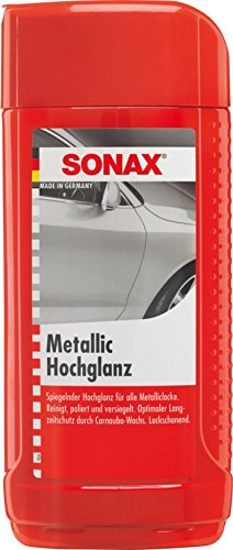 SONAX 317200 MetallicHochglanz (Politur), 500ml
