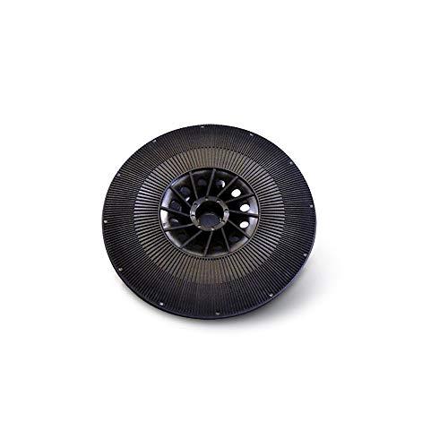Sait 99404 SAITPAD-BZ Stützteller aus Polymer, Gewölbt, 170mm x M14, 180mm Durchmesser