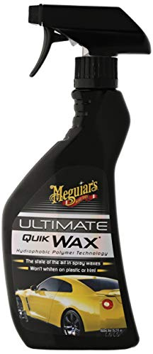 Meguiar's ME G17516 G17516EU Ultimate Quik Wax Spray Sprühwachs, 450ml