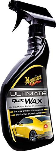 Meguiar's ME G17516 G17516EU Ultimate Quik Wax Spray Sprühwachs, 450ml