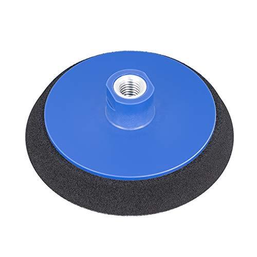 Schleifteller Polierteller hart für Klett-Schleifscheiben - Stützteller mit M14 Gewinde - in allen Größen verfügbar - DFS
