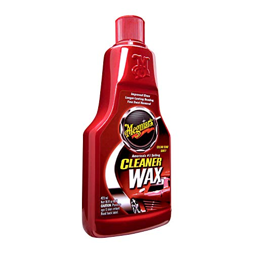 Meguiars A1216DE Cleaner Wax, 473 ml