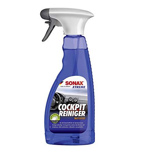 SONAX 02832410-544 XTREME CockpitReiniger Matteffect (500 ml) Reinigung und Pflege für alle Kunststoffoberflächen im Autoinnenraum   Art-Nr. 2832410