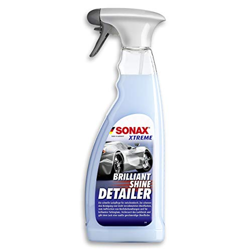 SONAX XTREME BrilliantShine Detailer (750 ml) schnelle, schonende und gründliche Lackpflege für zwischendurch | Art-Nr. 02874000
