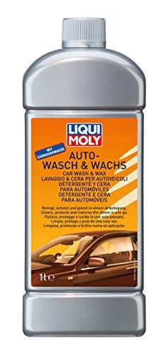 LIQUI MOLY 1542 Auto-Wasch & Wachs, 1 l