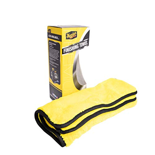 Meguiar's X1801EU Supreme Finishing Towel Mikrofasertuch