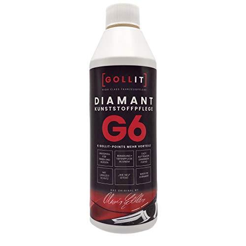 GOLLIT Diamant 500ml Kunststoffpflege für innen und aussen. - Neues Design, bewährte Qualität - MADE IN GERMANY
