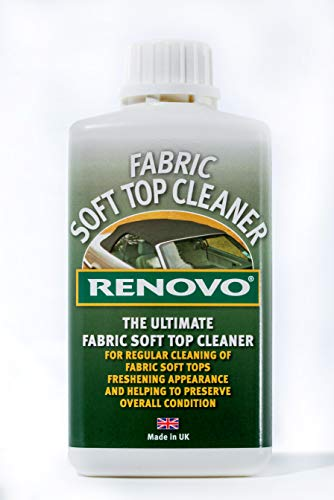 Renovo International Soft Top Canvas Cleaner 500 ml