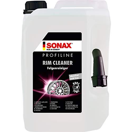 SONAX 230500 FelgenReiniger Plus säurefrei, 5 Liter