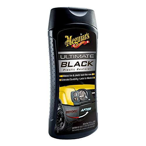 Meguiar's G15812EU Ultimate Black Plastic Restorer 355ml