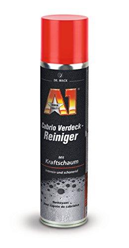 Dr. Wack - A1 Cabrio Verdeck-Reiniger, 400 ml (#2520)