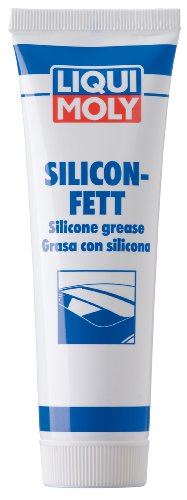 LIQUI MOLY 3312 Silicon-Fett transparent 100 g