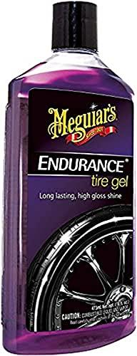 Meguiar's G7516EU Endurance High Gloss Tyre Gel Reifenglanz, 473 ml